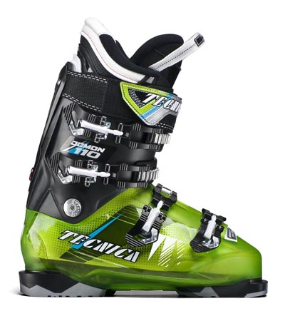 Tecnica Demon 110 transp. green