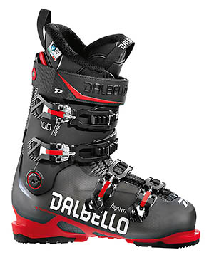 Dalbello Avanti 100 – black, red