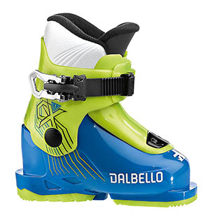Dalbello CX 1.0 - electric blue, apple
