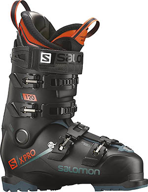 Salomon X Pro 120 black/blue/orange
