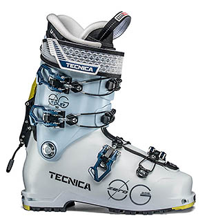 Tecnica Zero G Tour W, white/ice
