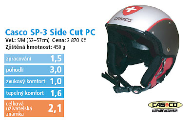 Casco SP-3 Side Cut PC 2006/2007