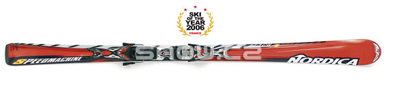 Nordica Speedmachine Mach 3 Power XBi 2007/2008