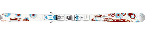 Rossignol Passion II W Wtpi² White/Blue