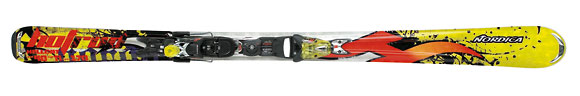 Nordica Hot Rod Hellcat Xbi CT
