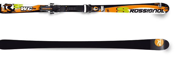 Rossignol Radical RS WC iBox stiff