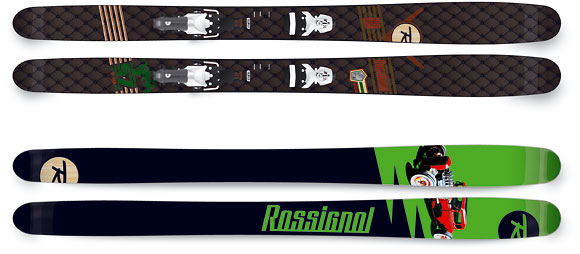 Rossignol S7 BC by Caballero
