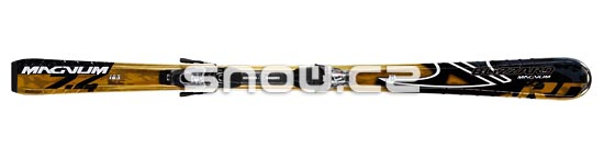 Blizzard Magnum 7.4 IQ (black/gold) 2009/2010