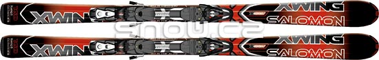 Salomon X-Wing 8 2009/2010