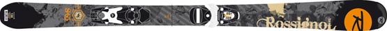 Rossignol S 65 Kid Freeride