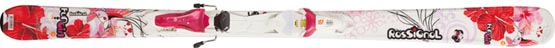Rossignol Fun Girl Zip Kid