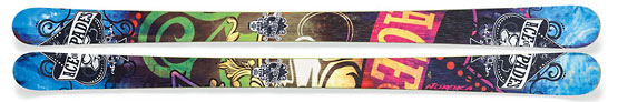 Nordica ACE OF SPADES TI 2010/2011