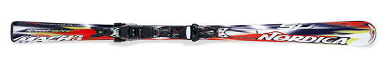 Nordica SPEEDMACHINE MACH 3 2010/2011