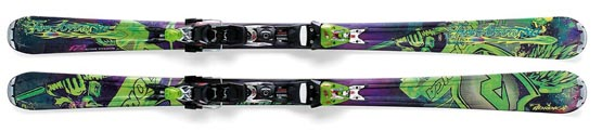 Nordica Fire Arrow 80 TI 2011/2012