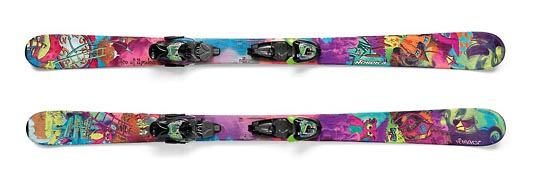 Nordica Ace of Spades Girl fastrak 2012/2013