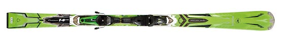 Rossignol Pursuit 14 Ltd Ar/Bslt Tpi2 2012/2013