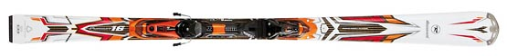 Rossignol Pursuit 16 Ar/Bslt Tpx 2012/2013