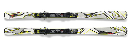 Nordica FIRE ARROW 76 CA EVO white/yellow 2015/2016