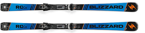 Blizzard RC Ca blue/black