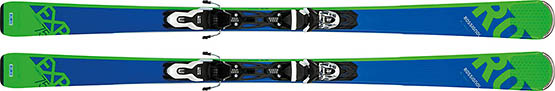 Rossignol Experience 75 blue/green