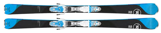 Rossignol Temptation 80 blue 2017/2018