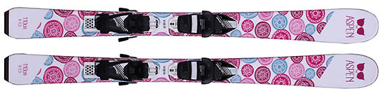 Aspen Skis Bliss Girl 2018/2019