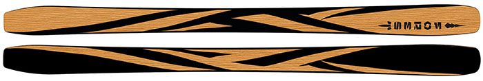 Forest Skis Druid Carbon 2019/2020