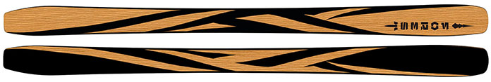 Forest Skis Druid Carbon 2020/2021