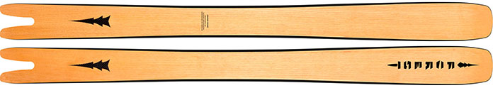 Forest Skis Perun V3 Swallow tail