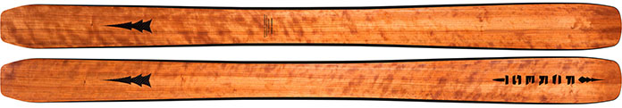 Forest Skis Perun V3 Twintip 2020/2021