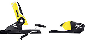Rossignol Axial3 100 B100 black yellow