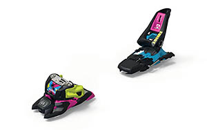 Marker Squire 11 ID - black-pink-blue