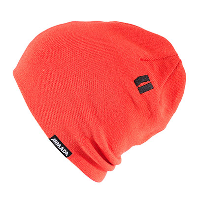 detail produktu - Čepice Armada Basic Beanie - Orange
